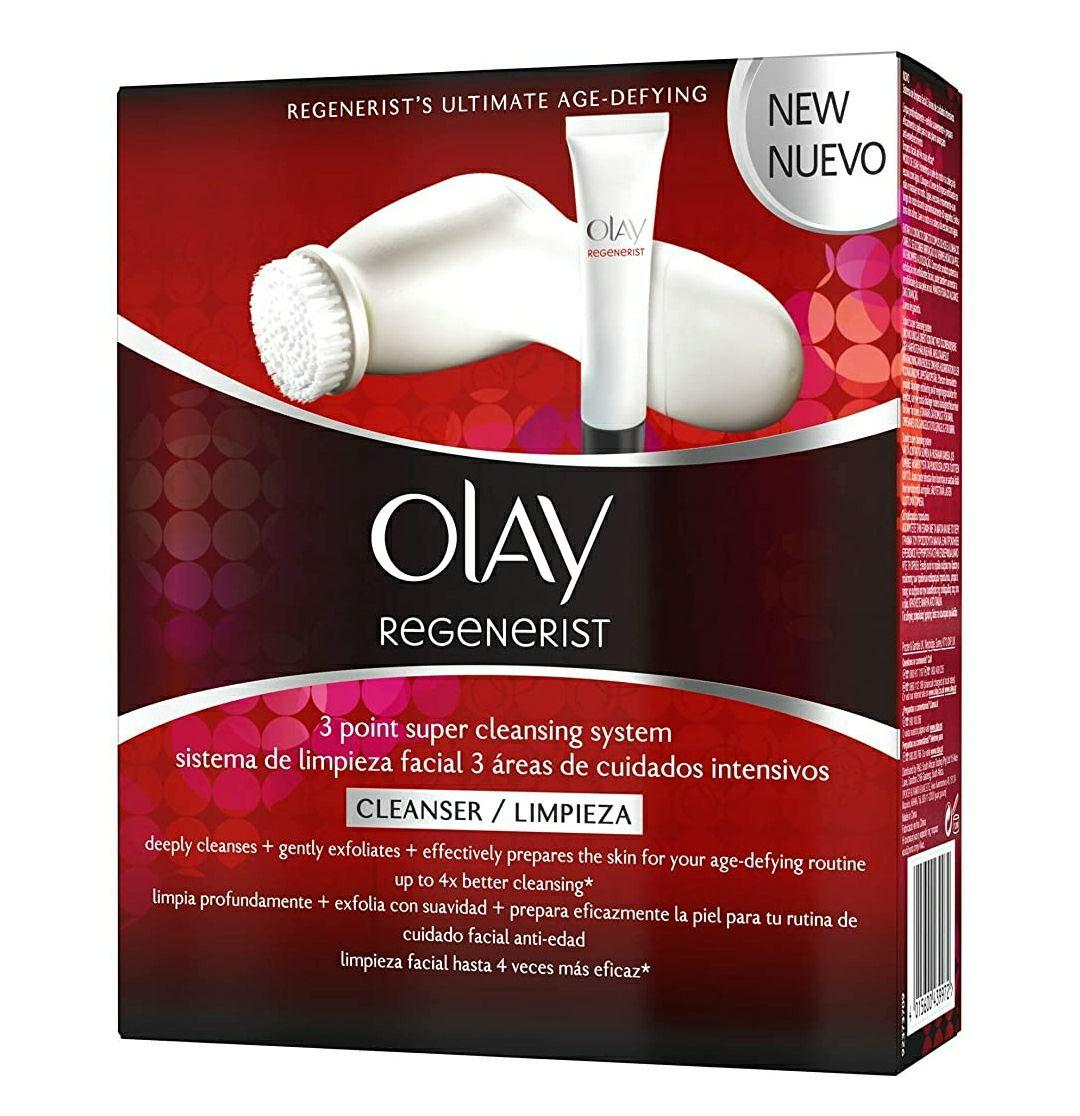 Olay Regenerist 3 Areas Sistema de Limpieza Facial Profesional