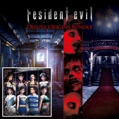 PS4: Resident Evil: Deluxe Origins Bundle [PS4 Digital]