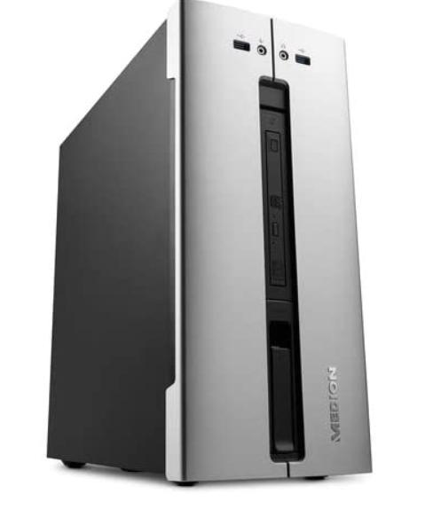 MEDION AKOYA M80 - (Intel Celeron G4900, 8GB RAM, 1TB de HDD, Intel Graphics, Windows10)