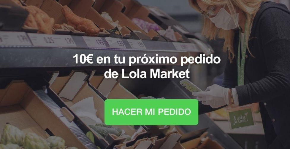 10€ de descuento en LolaMarket