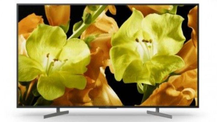 "Sony KD-49XG8196BAEP - Televisor 4K HDR de 49"" (Android TV, Triluminos, procesador 4K X-Reality PRO, HDR, control por voz, ClearAudio+"