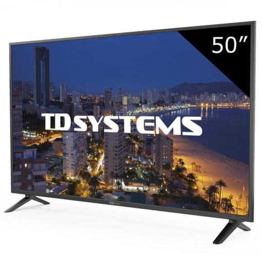 """TV LED 50"""" TD Systems 50DLP8F, Full HD"""