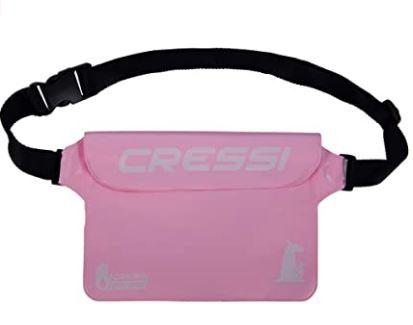 Cressi Kangaroo Dry Pouch Bolsa Impermeable, Unisex.