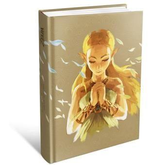 Guía Zelda Breath of the Wild edición extendida