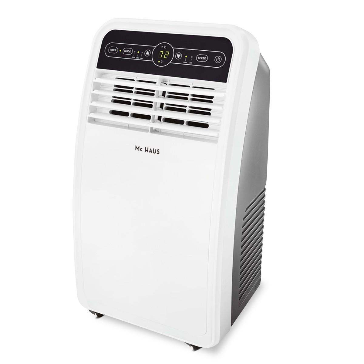 Aire acondicionado portatil silencioso 7000BTU 20m2 ARTIC-12