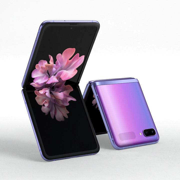 Samsung Galaxy Flip Z 256 GB/8 GB RAM/Dual SIM - 2 colores a elegir