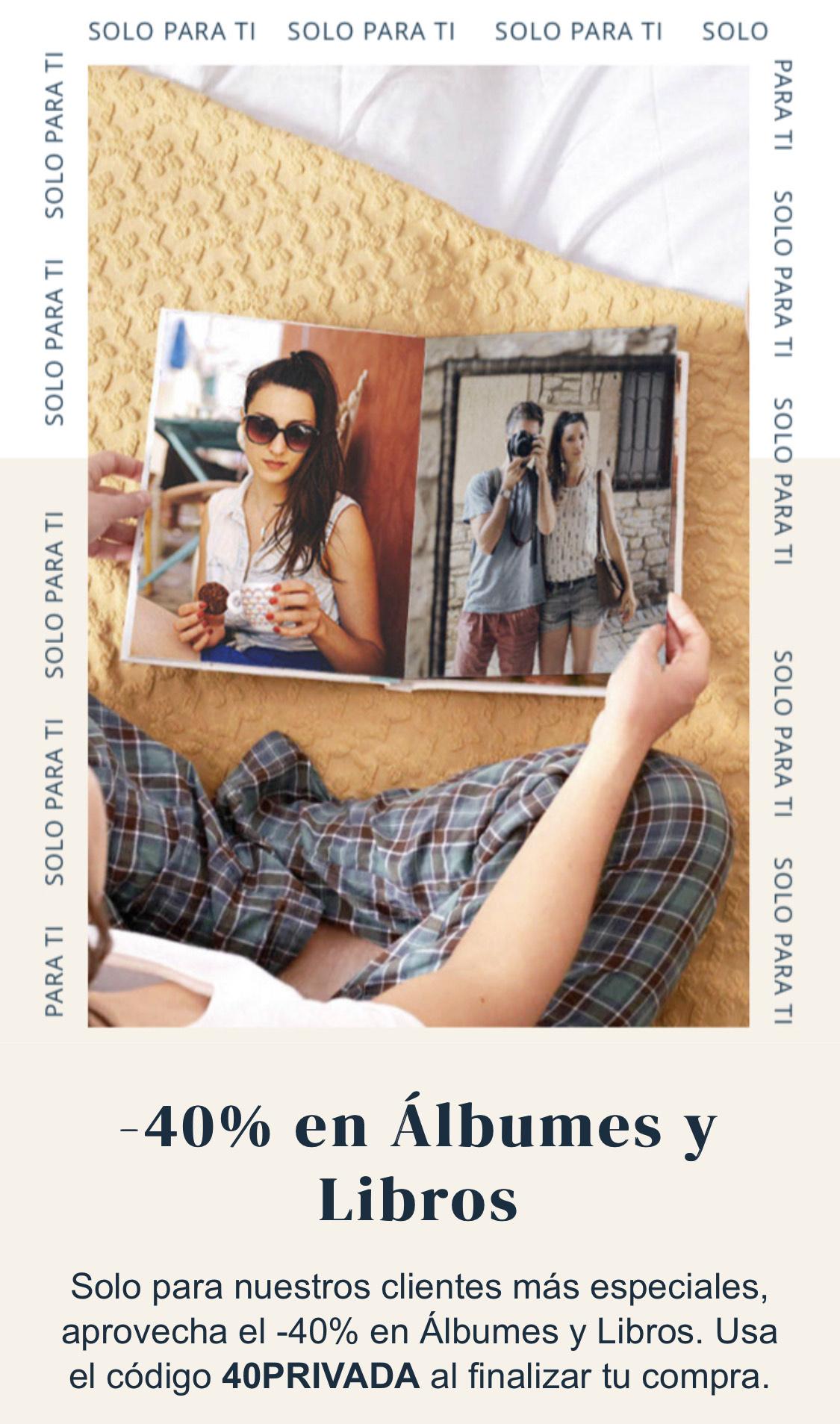 Hofmann - 40% en albumes y libros