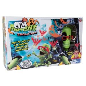 Juego Cazafantasmas Evolution IMC Toys