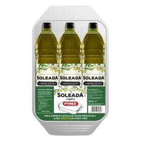 Aceite de oliva virgen extra soleada