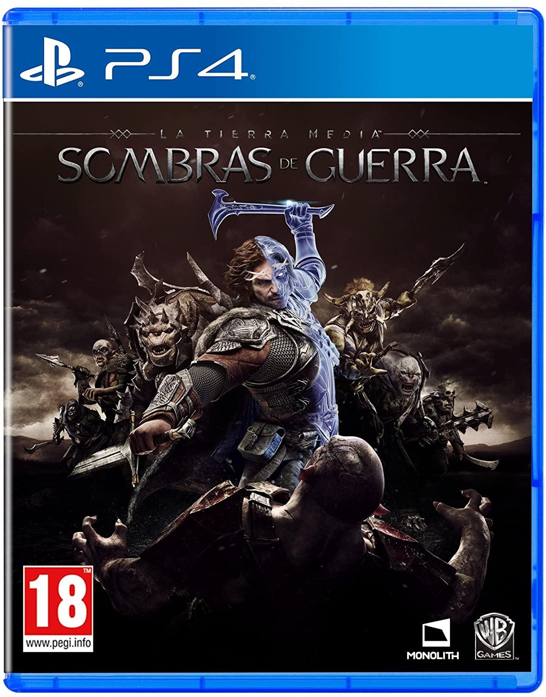PS4 La Tierra Media: Sombras De Guerra