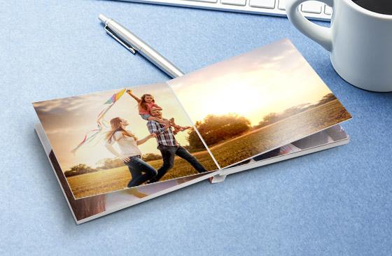 Mini fotolibro gratis, sólo pagas 4,89 de gastos de envío
