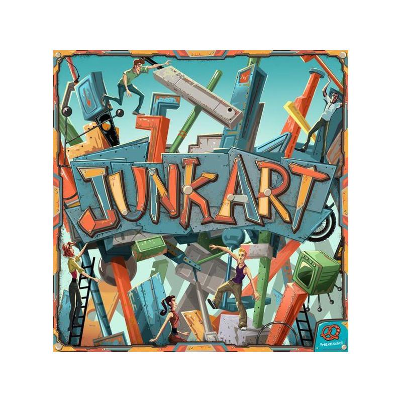 Junk Art a precio mínimo (En inglés)