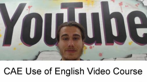 Curso preparatorio para la certificación de Inglés C1 - Cambridge CAE, gratis