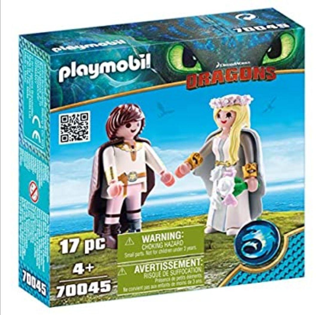 PLAYMOBIL- HIPO y Astrid Juguete