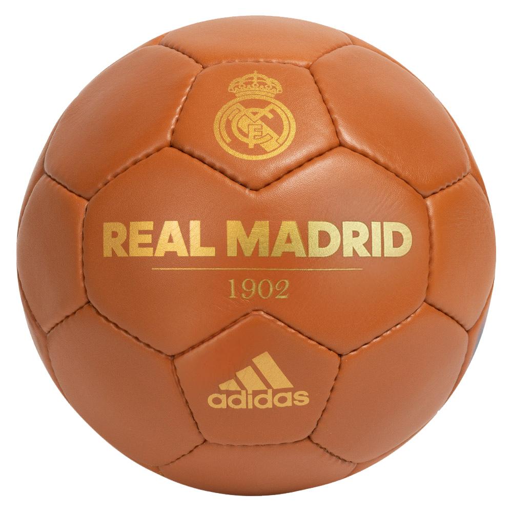 Balón retro de futbol Real Madrid CF adidas