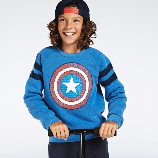 Chándal Marvel Capitán América ¡por menos de 3 euros! (Talla 16 años)