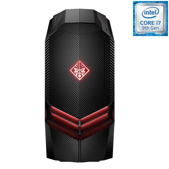 HP OMEN 880-548ns, i7, 16 GB, 2 TB HDD + 512 GB SSD, RTX 2080 G6 8GB
