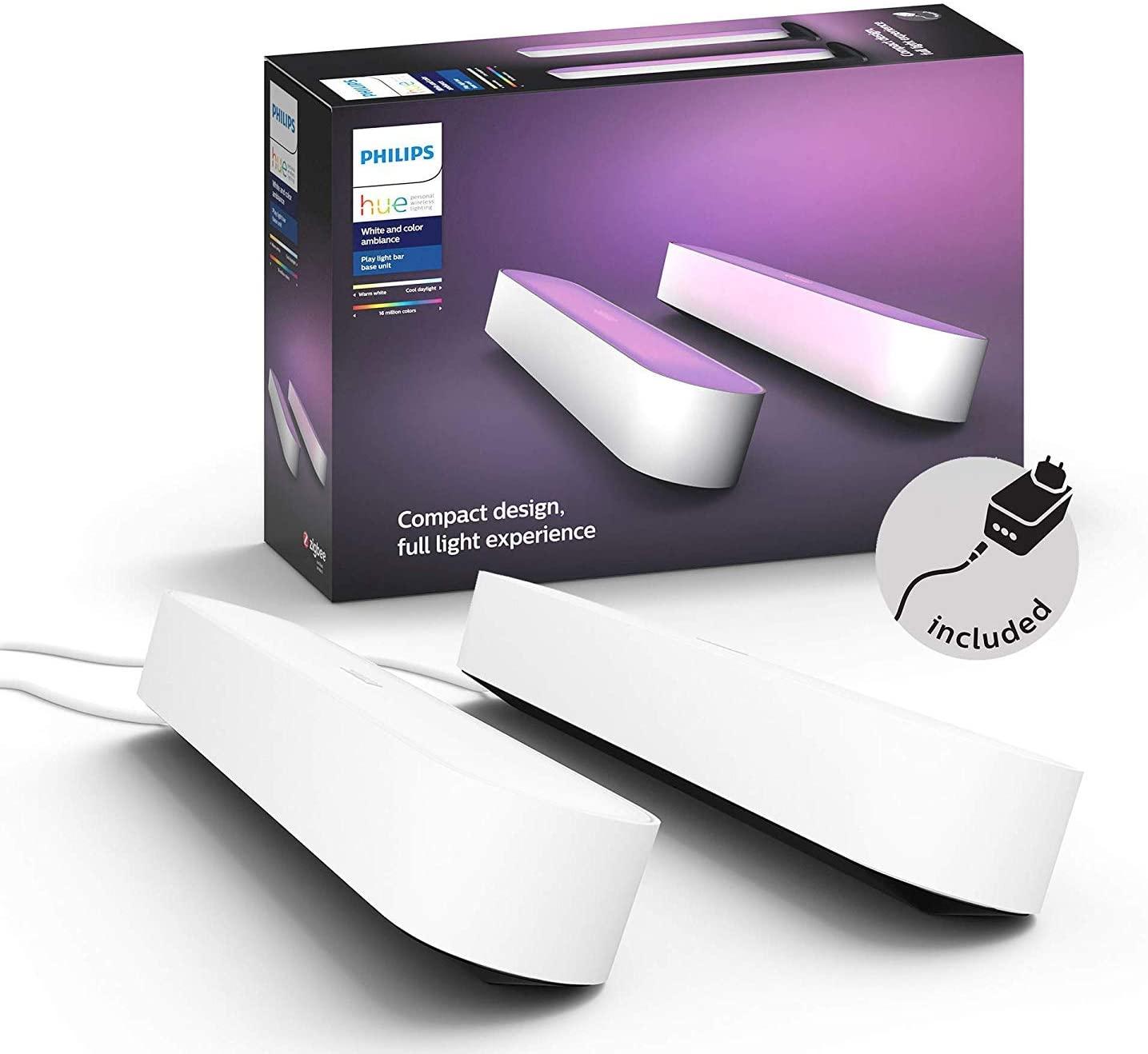 Philips HUE barras de luces solo 80.6€ [+ otras ofertas Hue]