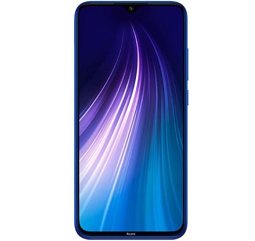 Xiaomi Redmi Note 8 64GB 4GB RAM Doble SIM (Desbloqueado)- Azul