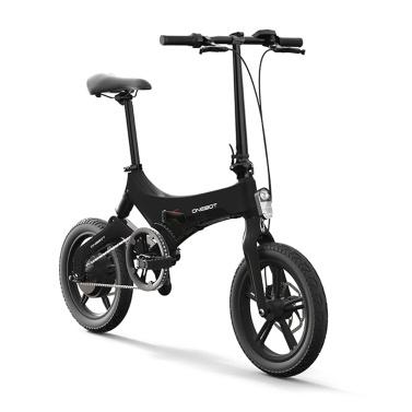 Bicicleta eléctrica plegable Onebot S6 - Desde Alemania