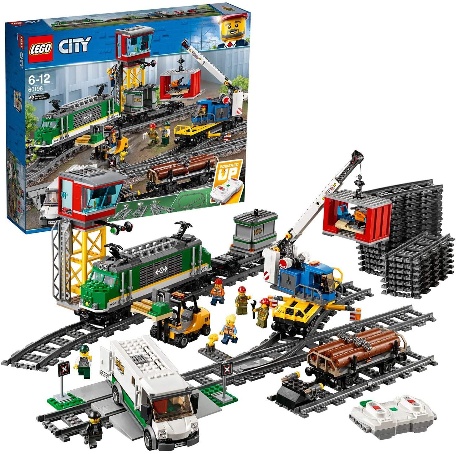 LEGO City - Tren De Mercancías