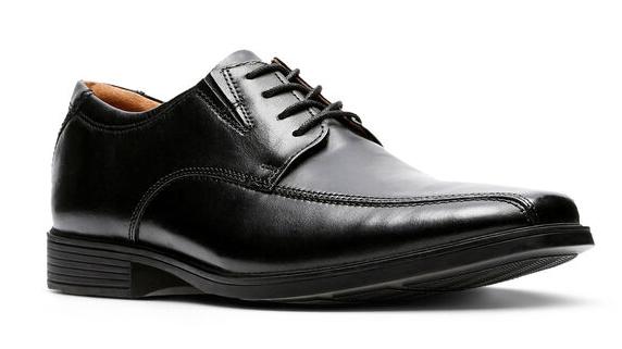 Clarks Tilden Walk zapatos cuero solo 34.2€