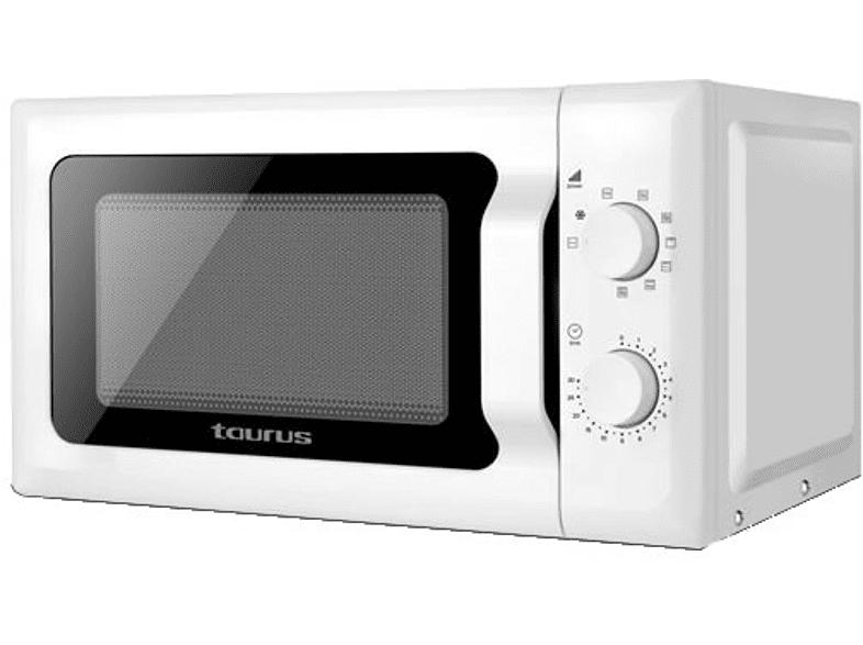 Microondas - Taurus Ready Grill, 700 W, 20 L, 9 velocidades