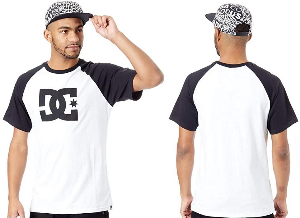DC Shoes Star tee-Shirt (TALLA S)