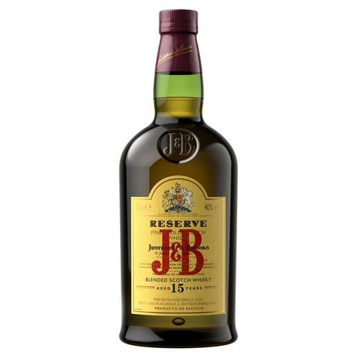 -30% Whisky J&B Reserva 15 años
