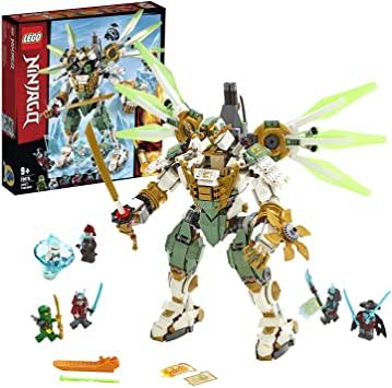 LEGO Ninjago - Titán Robot de Lloyd Set de construcción con Ninja Gigante de Juguete