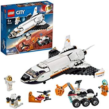 Lego City - Lanzadera Científica a Marte