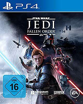 Star Wars Jedi: Fallen Order - Standard EditionPS4