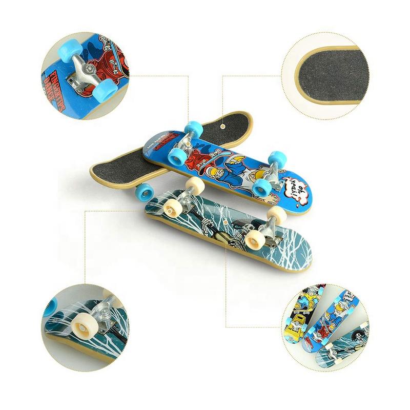 Finger board juguete de escritorio