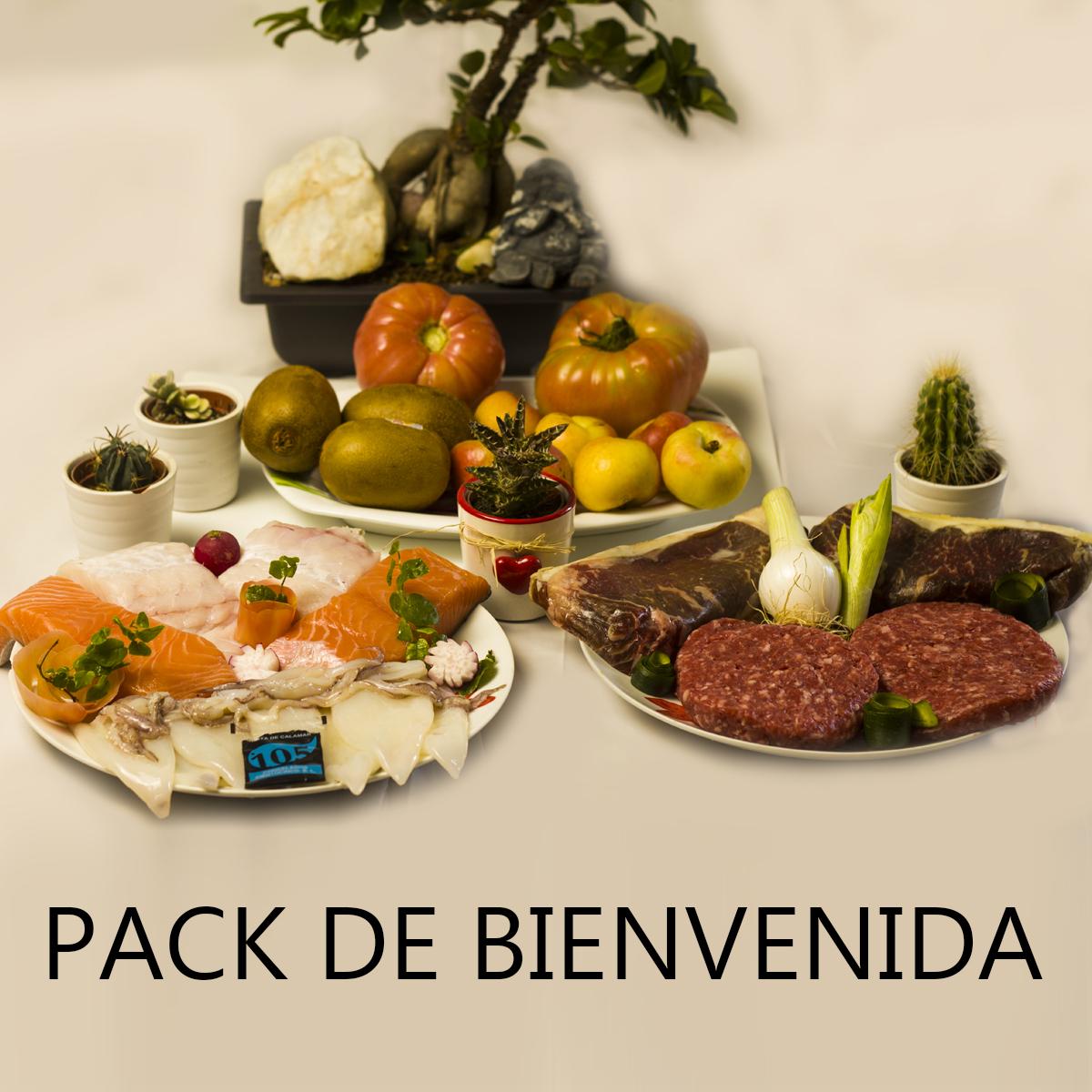 Pack de alimentación
