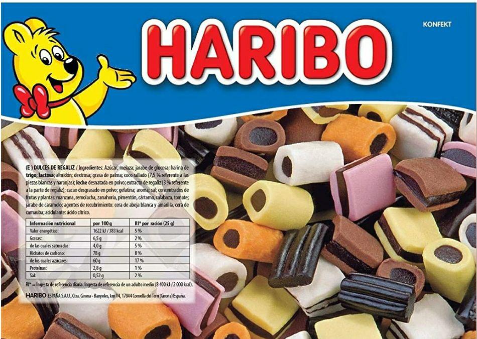 HARIBO Konfekt - Geles dulces 1kilo