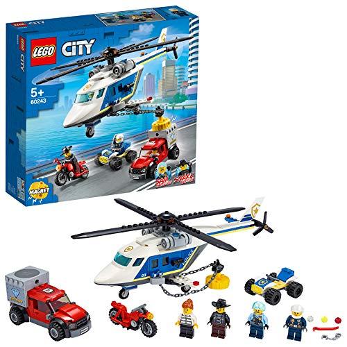 LEGO City Police - Policía: Persecución en Helicóptero (Precio al tramitar)