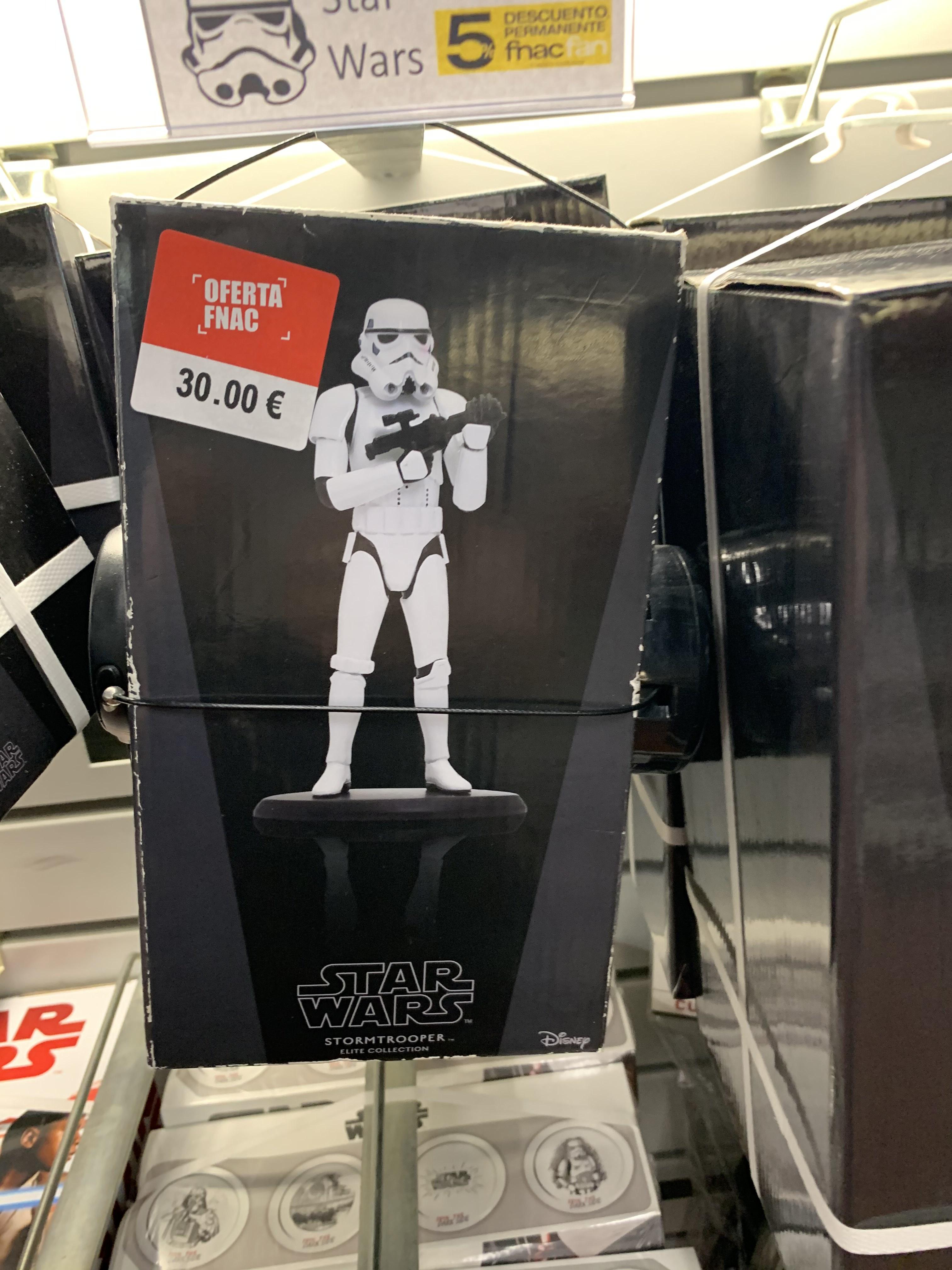 Star Wars Élite series, Stormtrooper (Fnac Murcia)