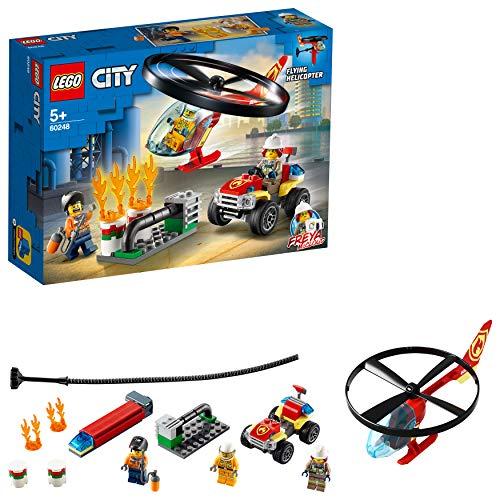LEGO City Fire - Intervención del Helicóptero de Bomberos ( Precio al tramitar)