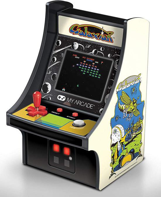 My Arcade Consola Micro Player Retro Galaxian