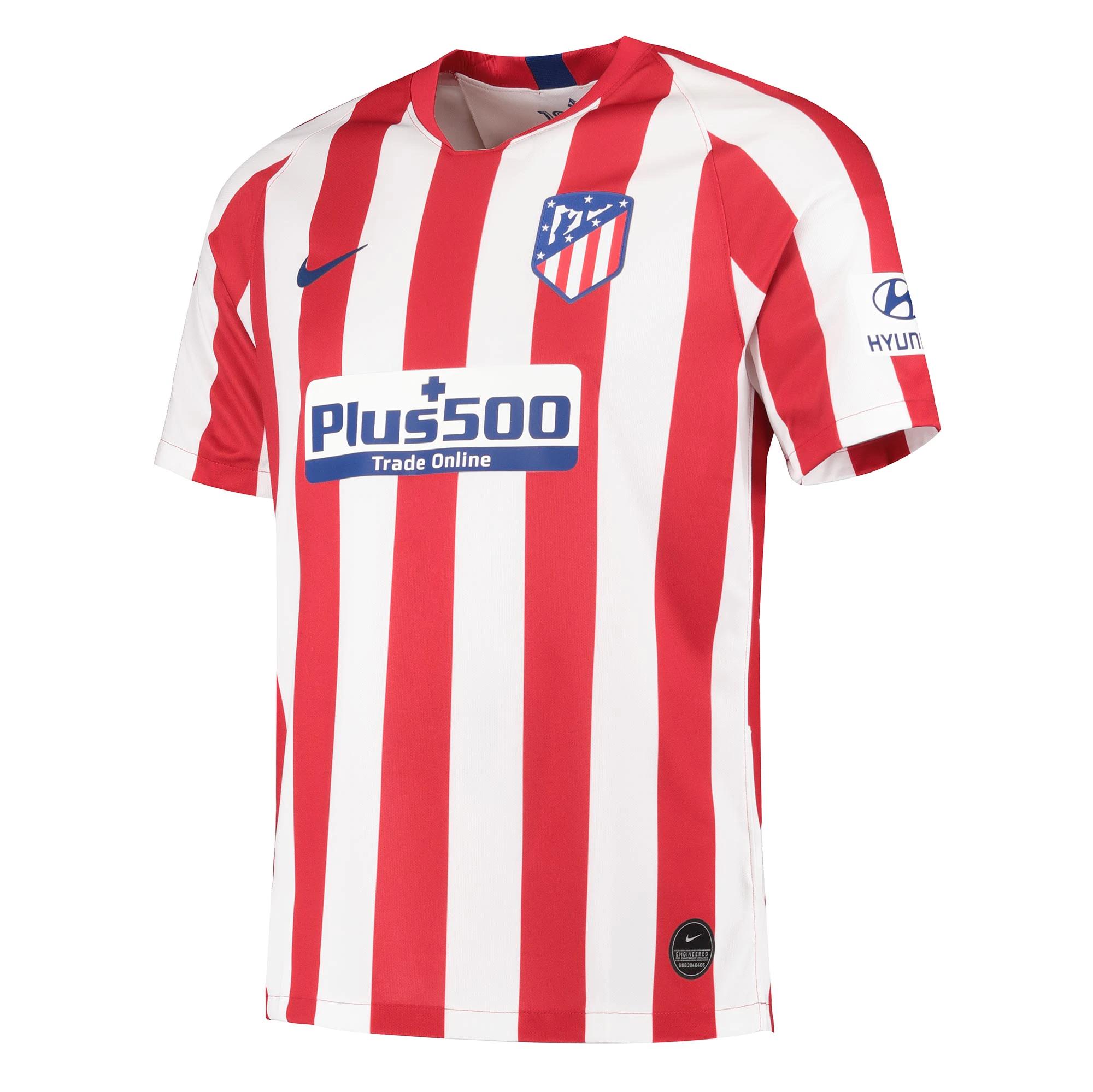 Atlético de Madrid 19/20 Equipación LOCAL