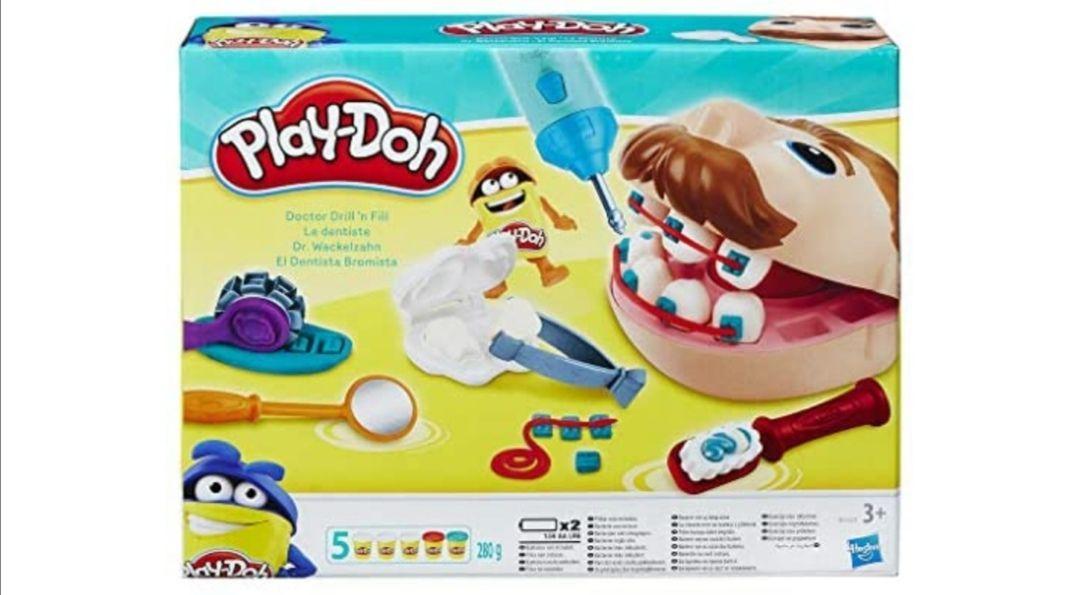 Play-Doh- Dentista Bromista (Precio al tramitar)