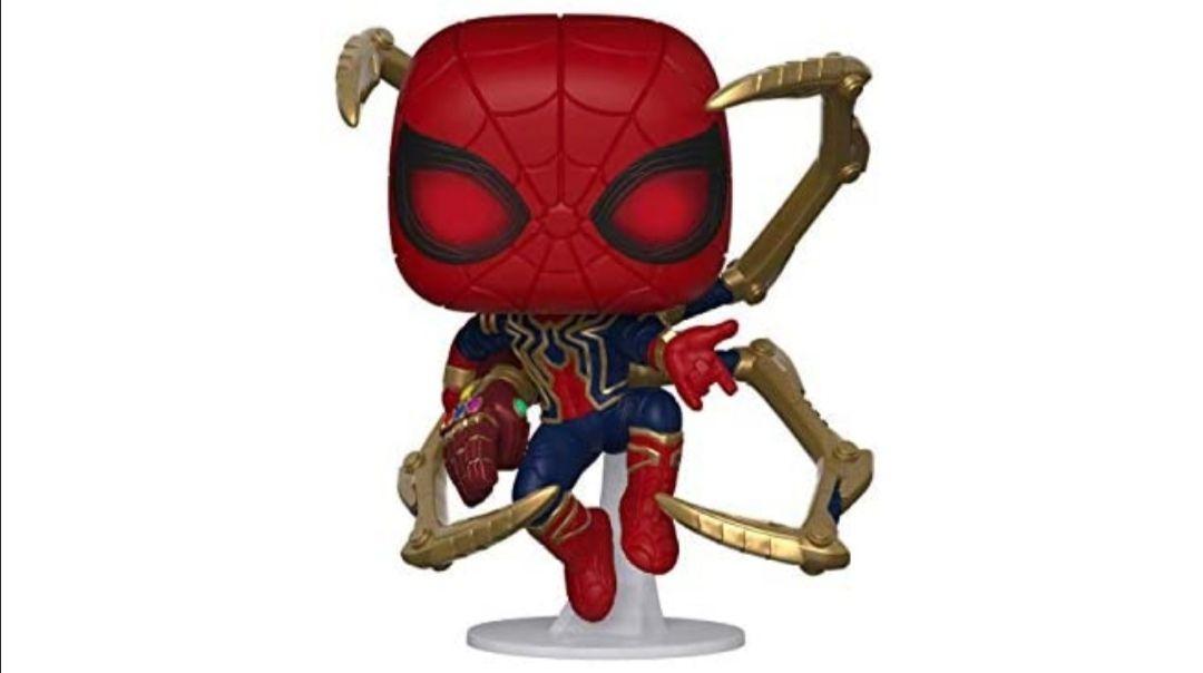 Funko- Pop Marvel: Endgame-Iron Spider (Precio al tramitar)