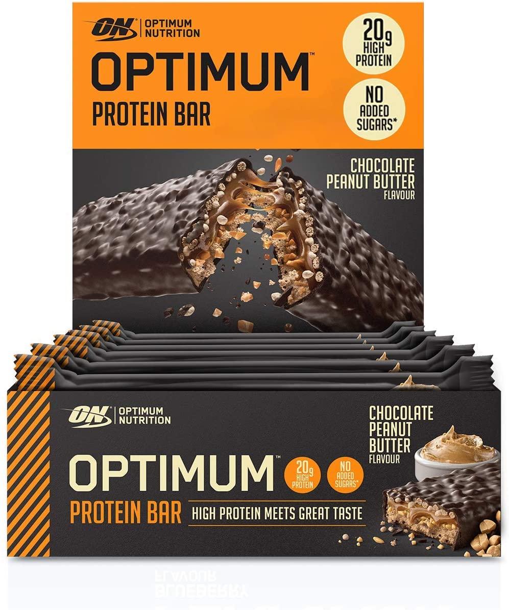 Optimum Nutrition ON Protein Bar Barritas de Proteína