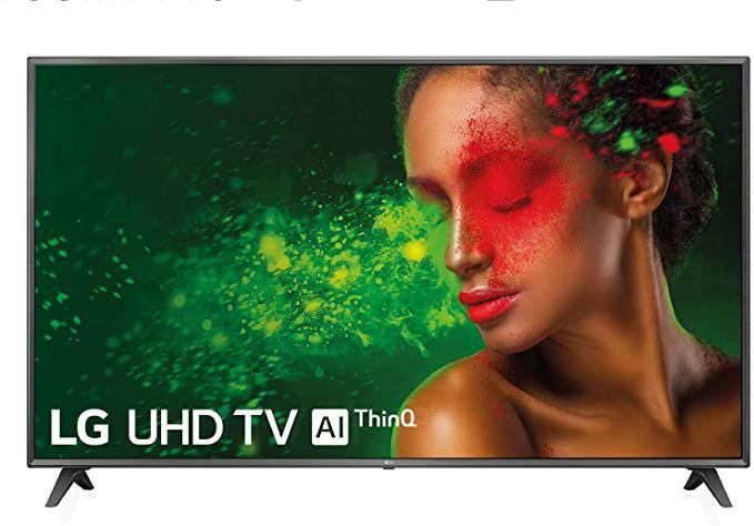"""LG 75UM7110PLB - Smart TV UHD 4K de 189 cm (75"""") con Alexa Integrada"""