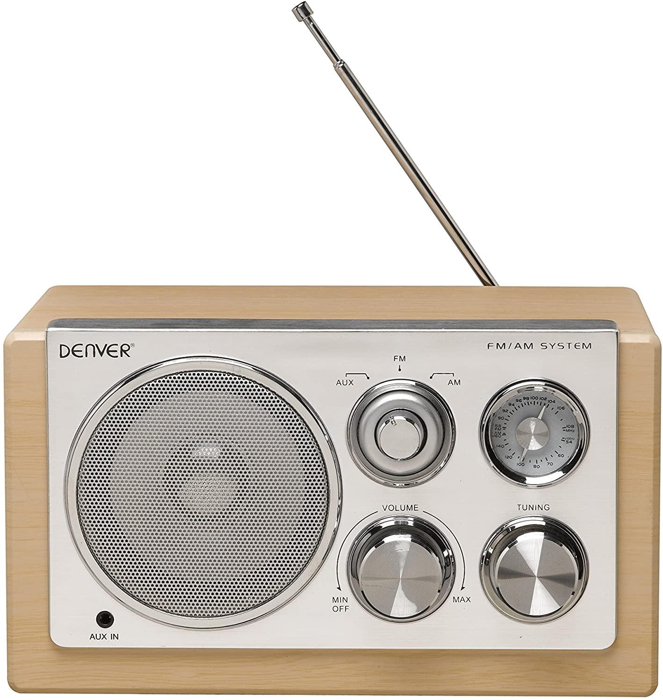 RADIO VINTAGE DENVER TR-61 (REACO)