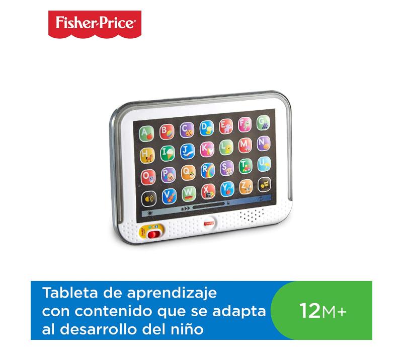Fisher Price Mi Primera Tablet