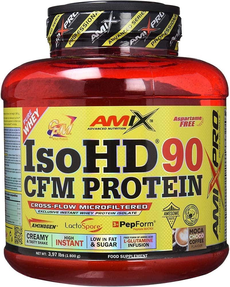 Amiox IsoHD 90 CFM Protein 1800g