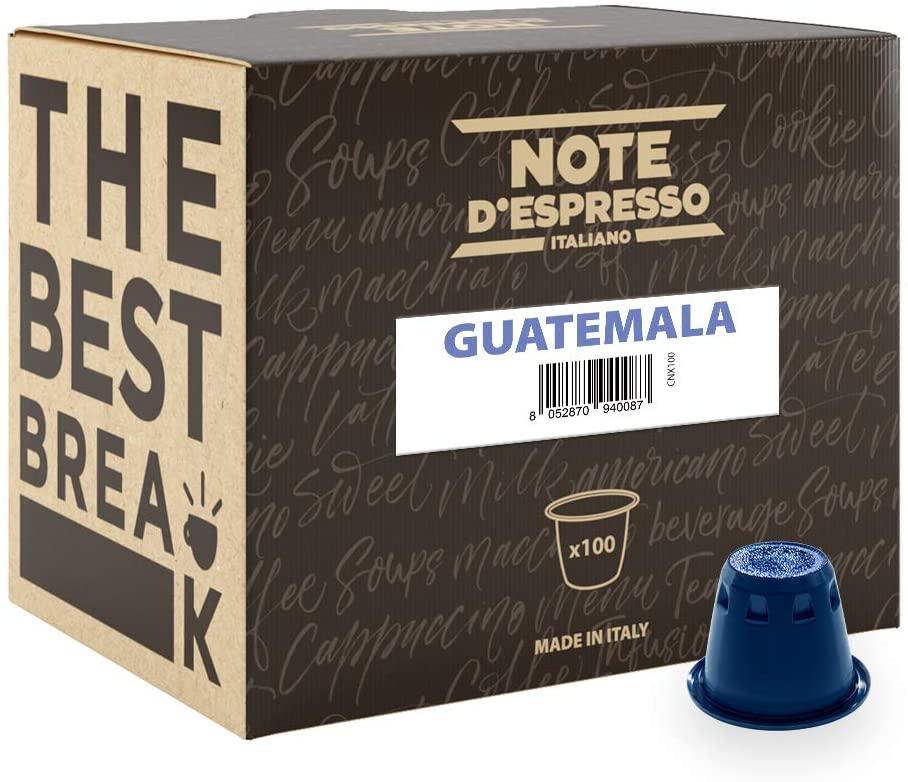 Note D'Espresso Guatemala (Nespresso)