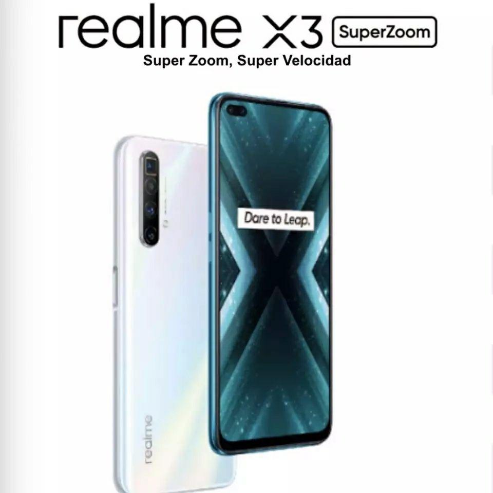 Realme X3 SuperZoom (desde España)