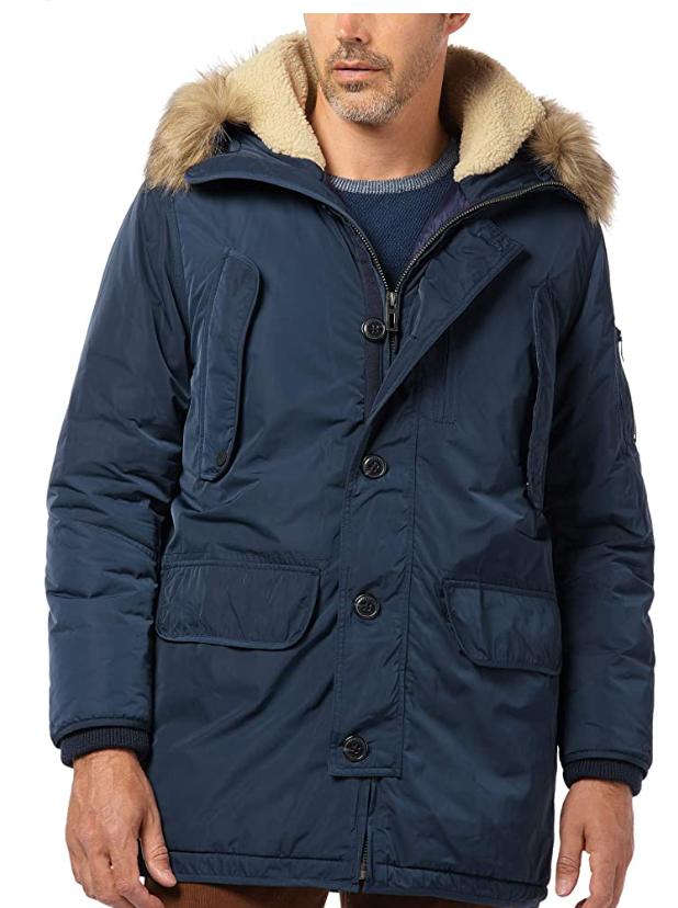 TALLAS XL y XXL - Pioneer Outdoor Hood Jacket Chaqueta para Hombre (Desde 21.36€)